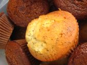 Lemon Poppyseed Muffin And Bran Muffins