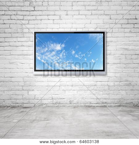 Tv With Sky