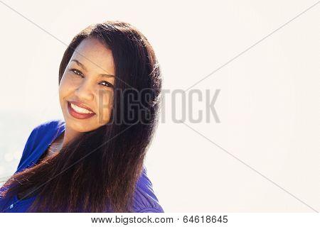 Young Lady Portrait