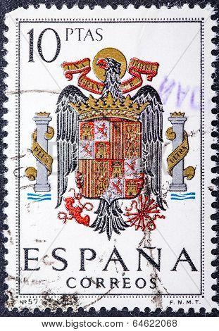 Shield Of Spain