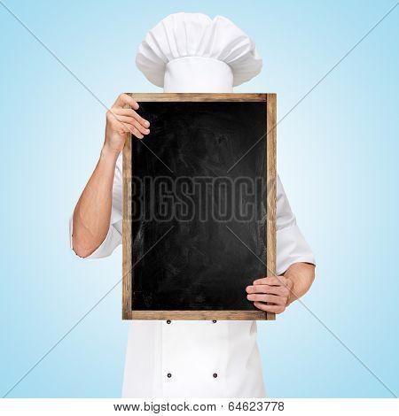 Menu Chalkboard.