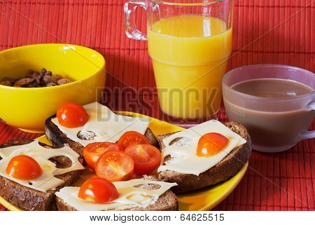 Picture Of Health Breakfast