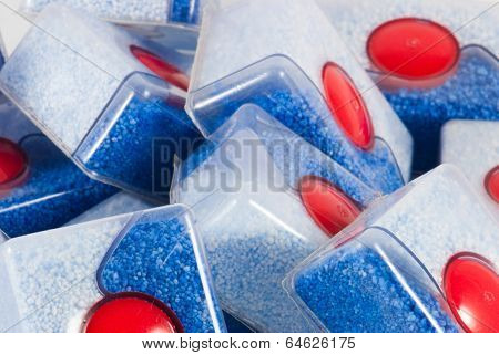 Detail Of Dishwasher Tablets
