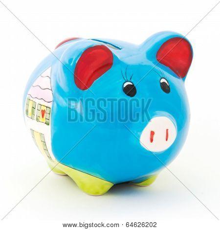 Ceramic Pig Box