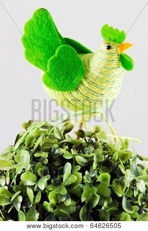 Easter Decorative Cock