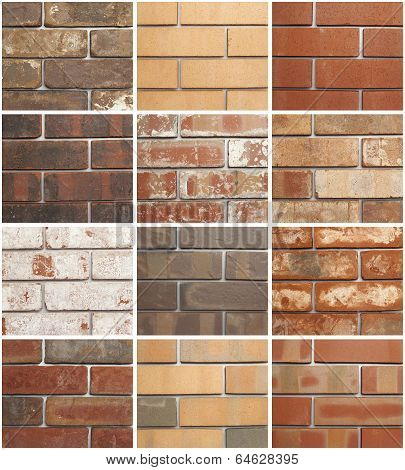 Twelve Brick Variations