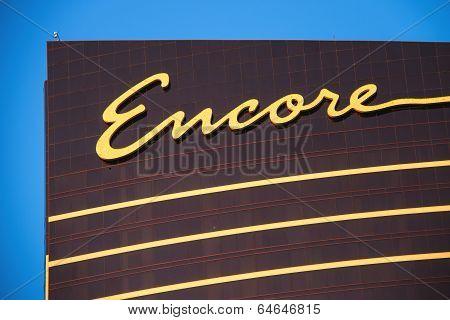 Encore Hotel And Casino  In Las Vegas, Nevada