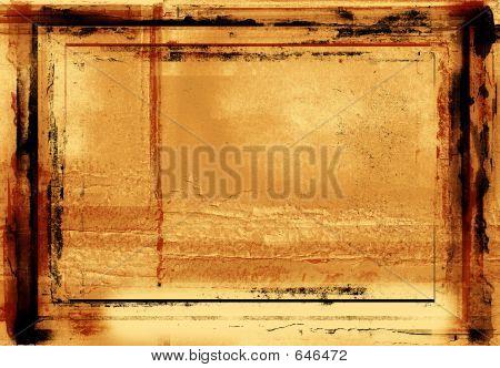 Grunge Photographic Border