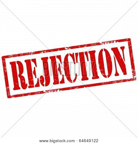 Rejection-stamp