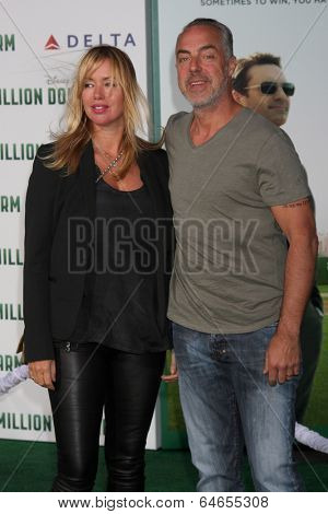 LOS ANGELES - MAY 6:  Titus Welliver at the