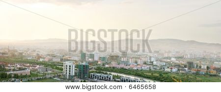Ulan Bator- The Capital Of Mongolia
