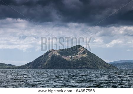 Taal Volcano, Philippines