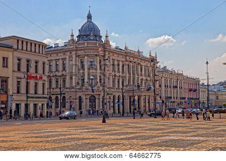 Lublin - Street Scene