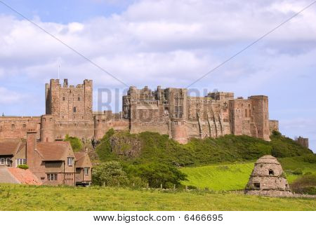 Bamburgh Castle And Dovecote