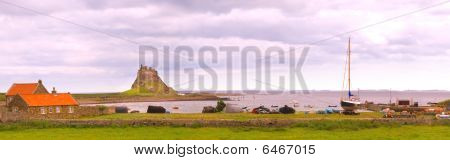 Lindisfarne Panorama