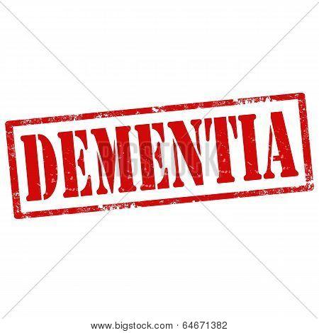 Dementia-stamp