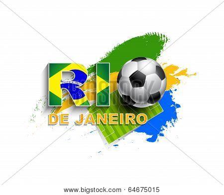 Rio De Janeiro soccer event