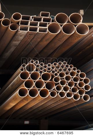 Metallic Pipes