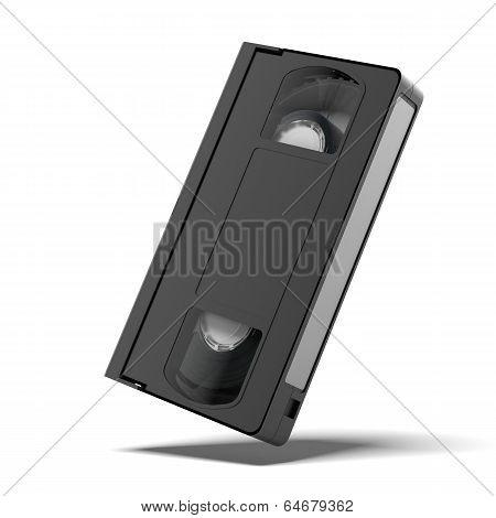 classic vhs cassette