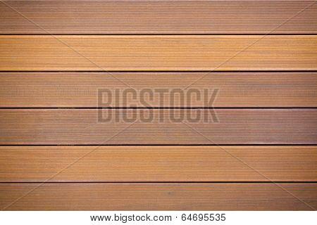 the wooden background. bangkirai texture