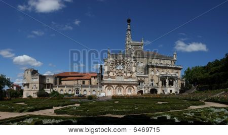 The Palace Hotel Of Bussaco, Portugal