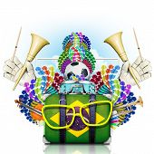 pic of carnival brazil  - Brazil - JPG