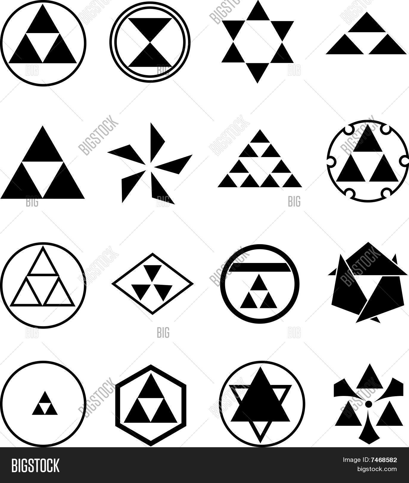 Taoism religious symbols choice image symbol and sign ideas various religious symbols vector photo bigstock various religious symbols buycottarizona buycottarizona