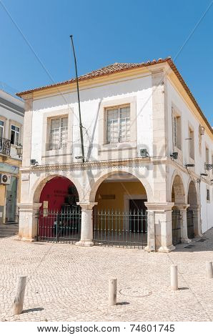 Slave Market Building In Lagos, Portugal