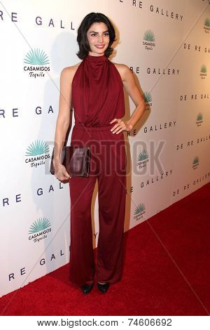 LOS ANGELES - OCT 23:  Rachele Schenk at the De Re Gallery & Casamigos Host The Opening Brian Bowen Smith's