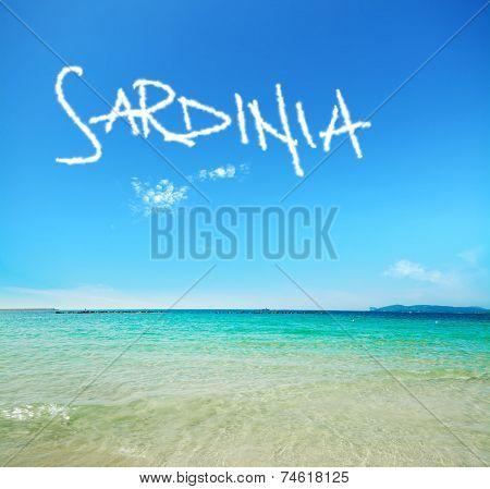 Sardinia In The Sky
