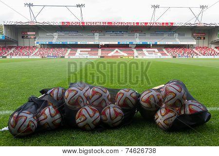 Ea Guingamp Vs Paok Fc Europa League