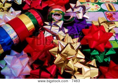 Gift Wrapping Supplies poster