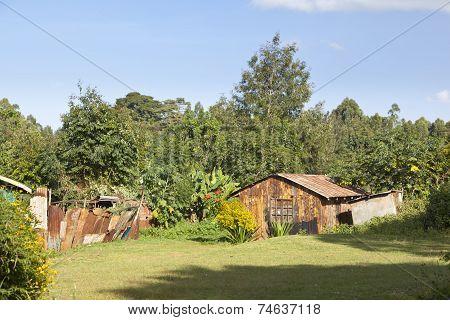 Kenyan Country House