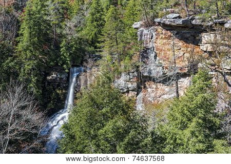 Piney Creek Falls