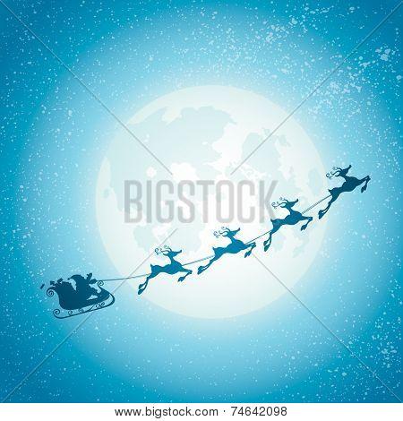 Santa Claus Sleigh