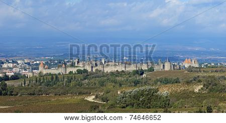 Carcassonne Fortified Town, France