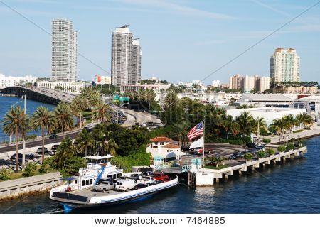 Miami Ferry