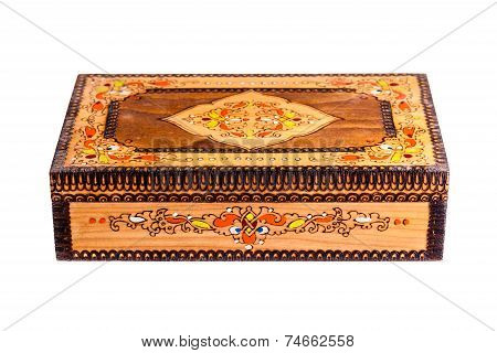 Bulgarian Wooden Box