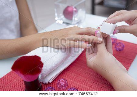 Buffering Nails