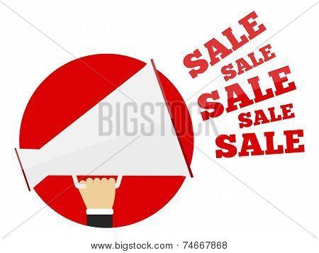 Sale Promotion Concept