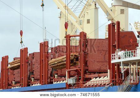 Log Ship