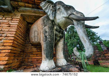 Sukothai Historical Park, Unesco World Heritage
