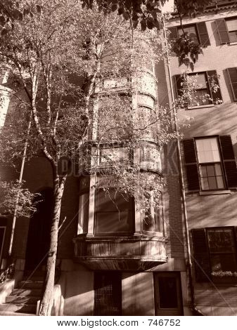 beacon hill brownstone townhouse