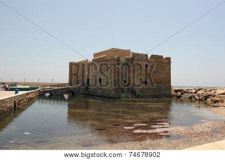 Cyprus, Paphos - Castle