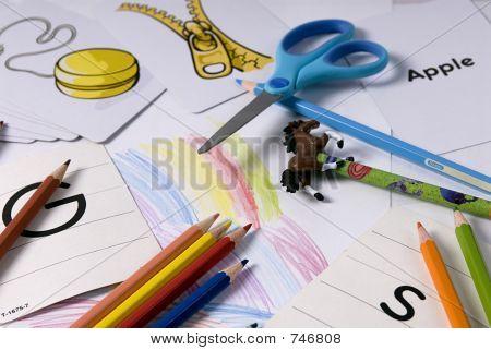 School supplies 1