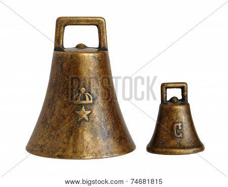 Old Bronze Bells