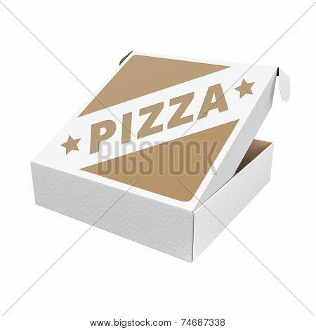 Pizza Box With Custom Design