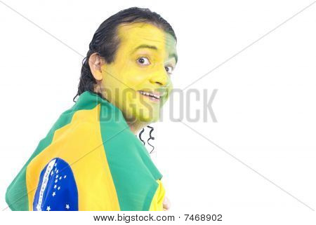 Brazilian Supporter