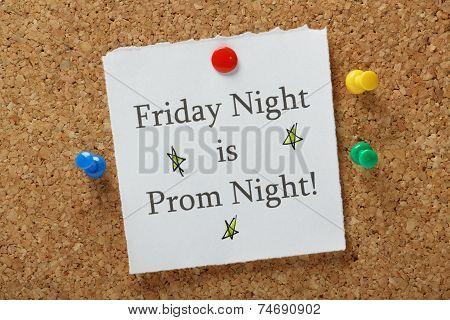 Prom Night Reminder