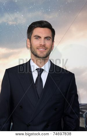 LOS ANGELES - OCT 26:  Wes Bentley at the
